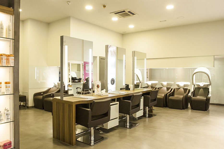 Salones de peluquería Barrio del Pilar