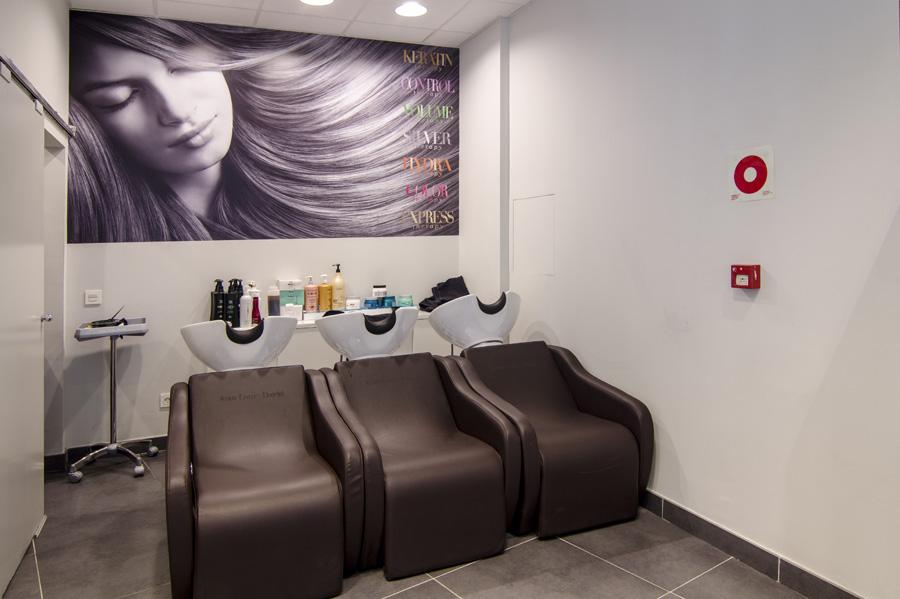 Salones de peluquería Villalba