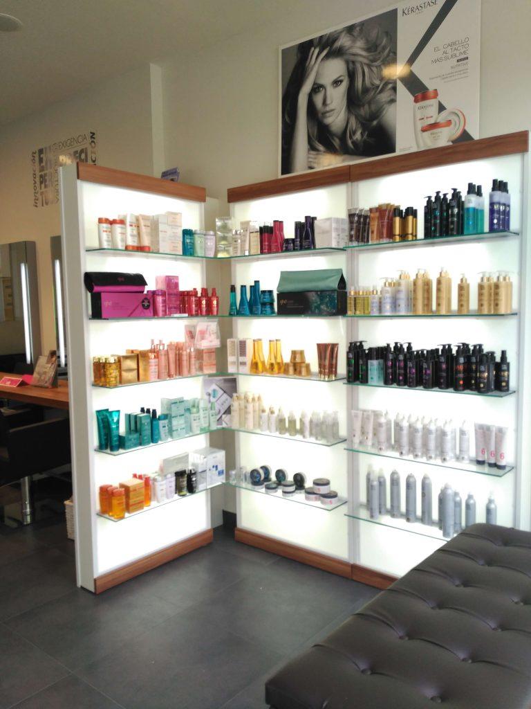 Salones de peluquería Terrassa
