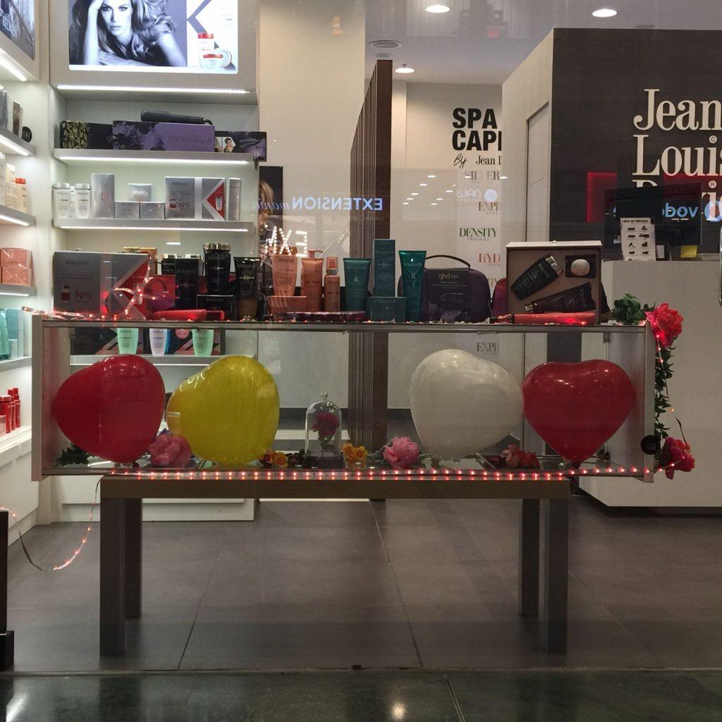 Salones de peluqueria C.C.Nueva Condomina